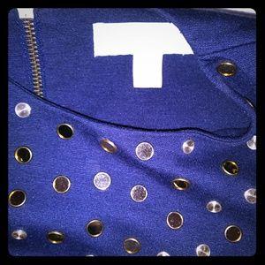 Navy Michael Kors dress